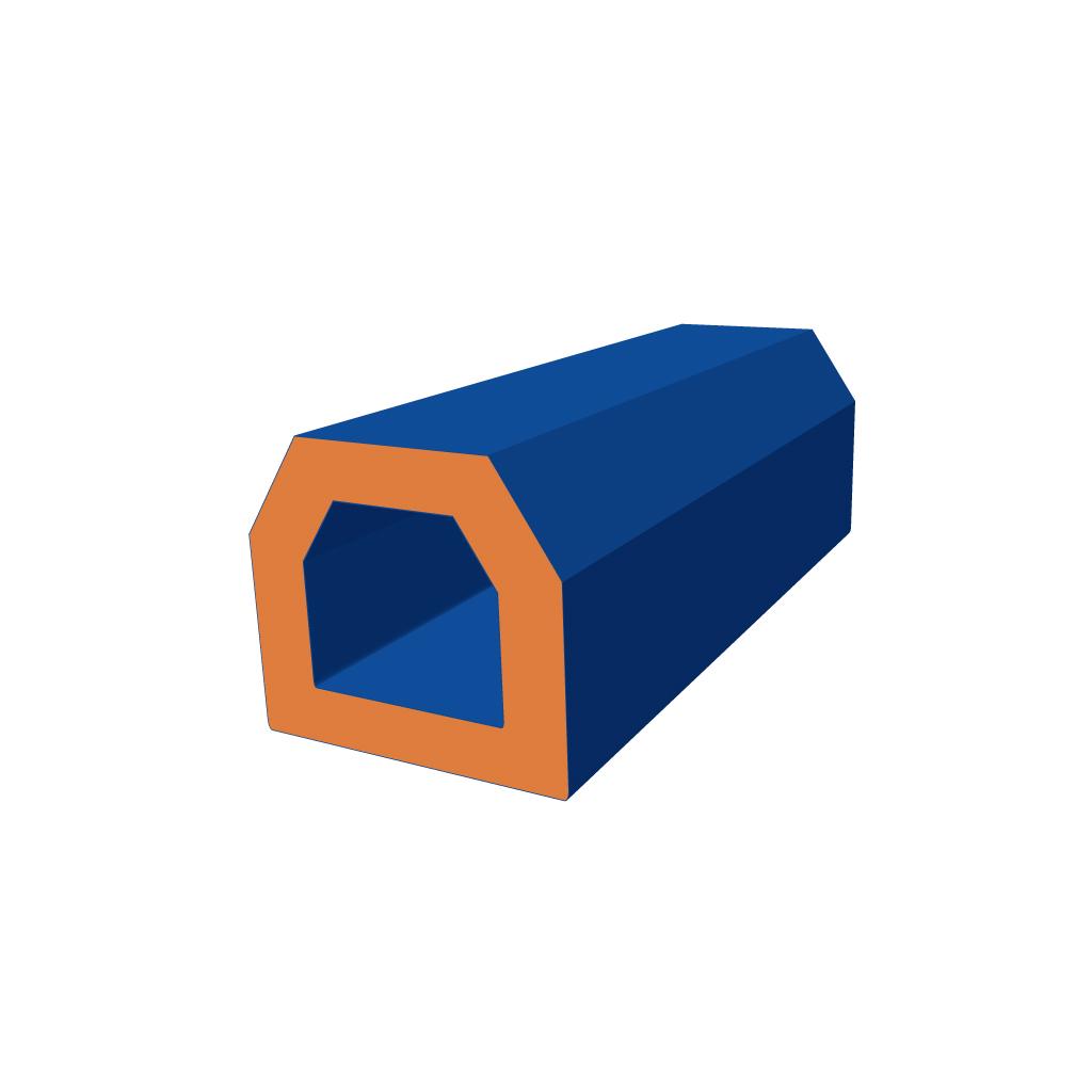 Trapezoid Shaped House: Trapezoid Shaped Seals